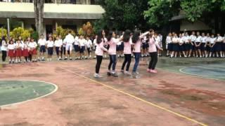 Dancer Part.2 SMP Pax Christi Manado - (Valentine Day & Peristiwa Merah Putih)