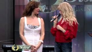 Paola Delli Colli in intervista con Mari...