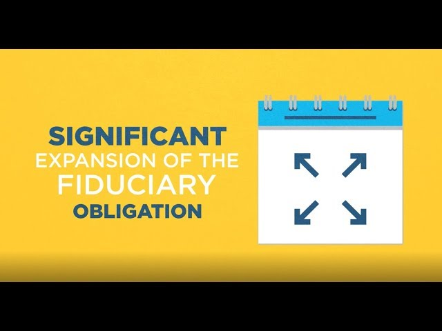 Code and Standards: The Fiduciary Obligation