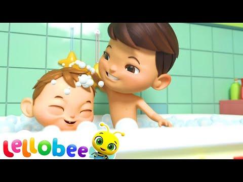 Download Bath Song Brand New More Nursery Rhymes Kids Songs Little