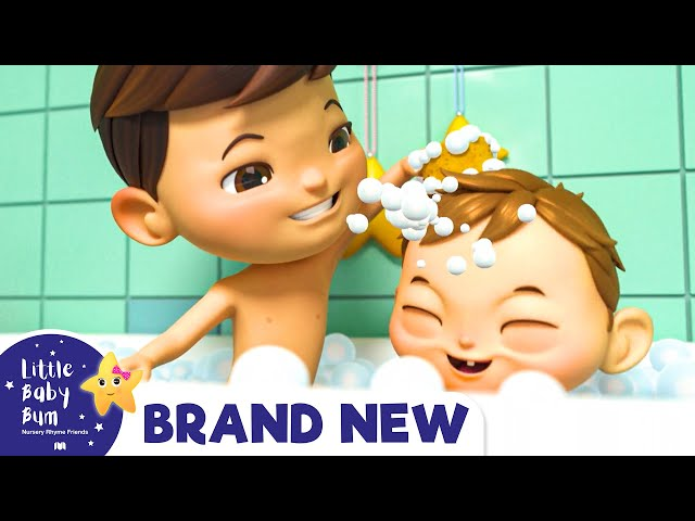 Bath Song | BRAND NEW! | + More Nursery Rhymes & Kids Songs | Little Baby Bum | Cartoons For Kids