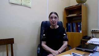 Olga Silchenko for Women and Girls in Astronomy Day