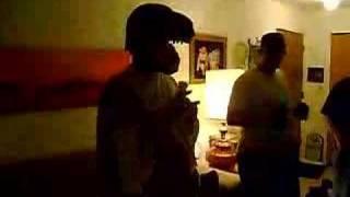 Raptor Jesus Wii Boxing