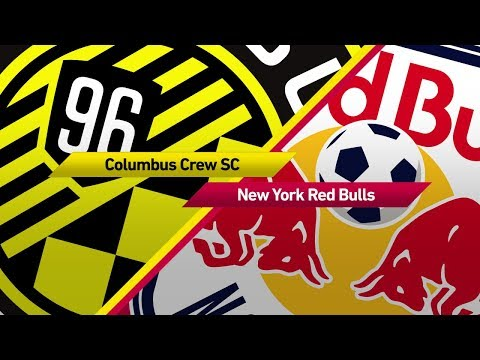 Highlights: Columbus Crew vs. New York Red Bulls | September 23, 2017