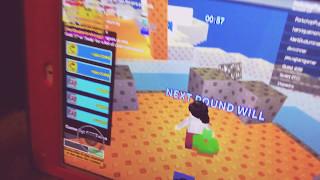 ROBLOX on IPad: Skywars video 3
