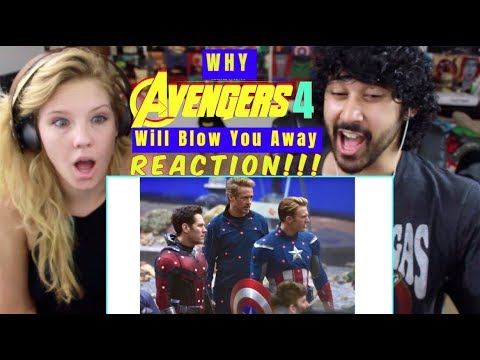 Why AVENGERS 4 Will Blow You Away  REACTION & ANALYSIS!!!