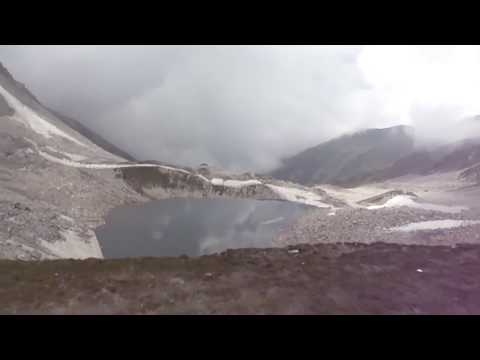 Ansoo Lake-Jheel Naran Valley 2017 Travel Guide Of Pakistan