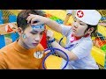 Kids play pretend Selling Ice Cream! Kids play pretend Doctor take care Friend Song Children