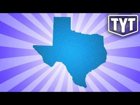 Texas Becoming A Blue State?