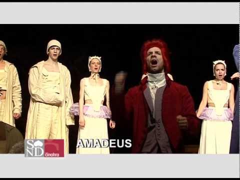 Peter Shaffer: Amadeus, The Slovak National Theatre