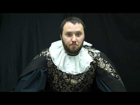 MCTV Feature: Interview with William Shakespeare (450th birthday)