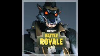 Fortnite Tier 100 Skins (Dire) Brown Werewolf