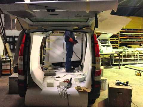 We Take Pride In All Of Our Conversions And Offer An Excellent Service At Fantastic Prices Mercedes Vito Viano Camper Van
