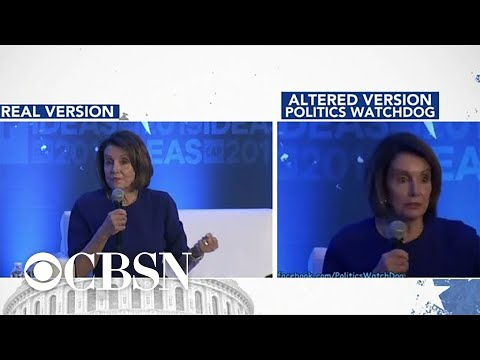 """Nancy Pelosi calls Facebook """"willing enablers"""" in Russian interference"""