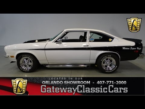 1974 Chevrolet Motion Super Vega Gateway Classic Cars Orlando #474
