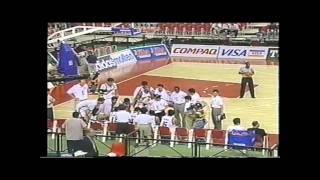 98年 バスケ世界選手権 日本vsロシア⑤