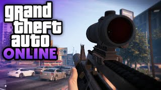 First Person Shooter! | #02 | Let's Play GTA Online