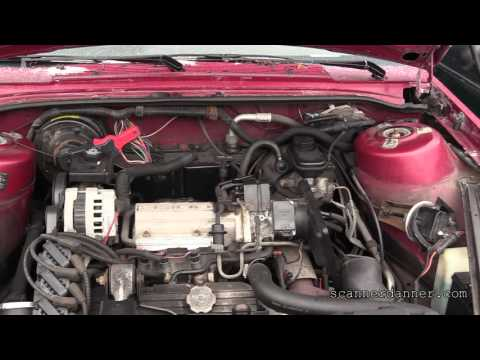 No Start Troubleshooting (fuel Pressure, Injector Pulse, Spark) - GM OBDI