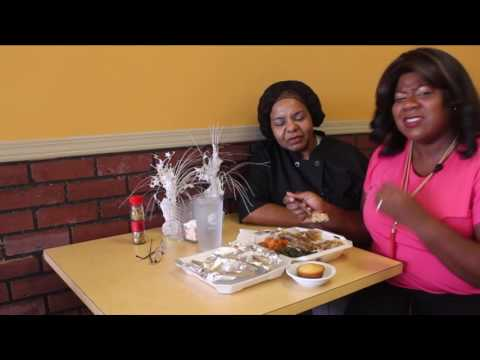 Dining Out With Comedienne Joy feat Apple Dumpling Bar Pt. 1