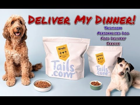 Tails.com Personalised Dog Food Delivery Service