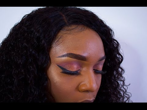 Make-up Tutorial: Blue Had Me At Hello from YouTube · Duration:  9 minutes 11 seconds