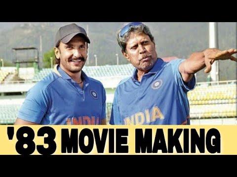 83 Movie Making | Ranveer Singh, Kapil Dev, Saqib Saleem, Sahil Khattar, Kabir Khan Mp3