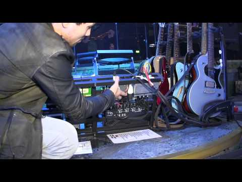 Kemper Profiler Rig Check - Benny Young with Helene Fischer