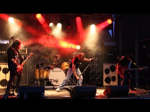 The Powerpack - Bygderock Nittedal 2014