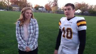 Ohio Northern Post-Game Interview