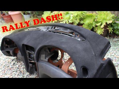 How To Flock Your Dash! (DIY Rally Dash)...