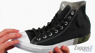 Converse Chuck Taylor® All Star Tri Block Midsole Hi SKU: 8989408