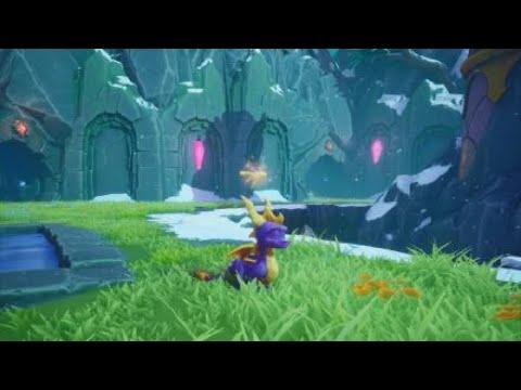 Spyro The Dragon Reignited Trilogy 100% Zauberberge