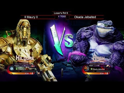 PCK New Year Bash: Killer Instinct Online Tournament