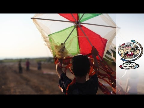 The Palestinian Kids Out To Break A World Record