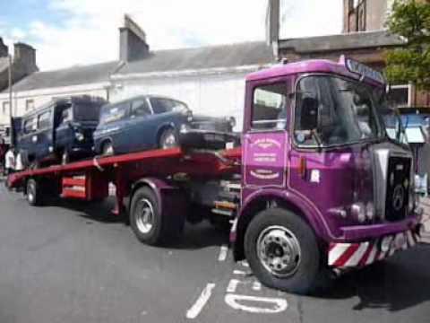 Ayr vintage trucks 2011 (reupload)