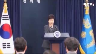 Экс президента Южной Кореи обвиняют во взяточничестве и разглашении секретной информации