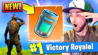 "*NEW* LEGENDARY ""CHUG JUG"" in Fortnite: Battle Royale!"