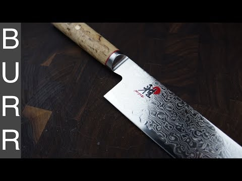 Miyabi 8 Birchwood Gyuto - The Knife Of Your Dreams