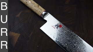 "Miyabi 8"" Birchwood Gyuto - The Knife of Your Dreams"