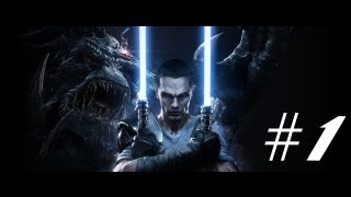 Прохождение Star Wars The Force Unleashed 2 - 1 серия [Ученик восстал!]