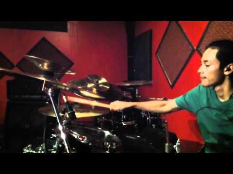 koil mil gaya.. drum cover acap kristal