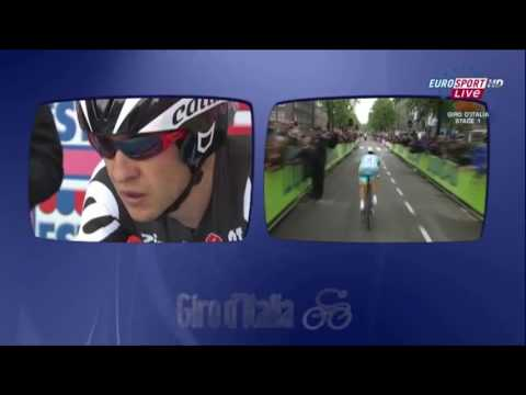 Cycling - Giro d'Italia 2010 Part 1