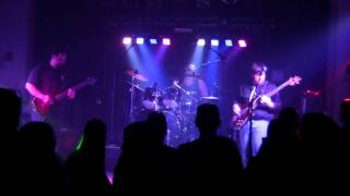 Hyding Jekyll - Birth - Live at the Wow Hall 6-20-14