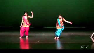 Indian desi  Girls Awasome Perfomance in U S , with A R Rahman Musical