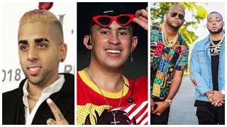 """Las consecuencias de Bad Bunny al romper contrato con DJ Luian, Los Mambo Kings y """"Hear This Music"""" thumbnail"""