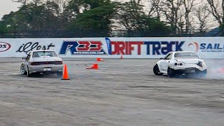 Learning How to Drift with Ashley Sison a.k.a Daughter Drift!
