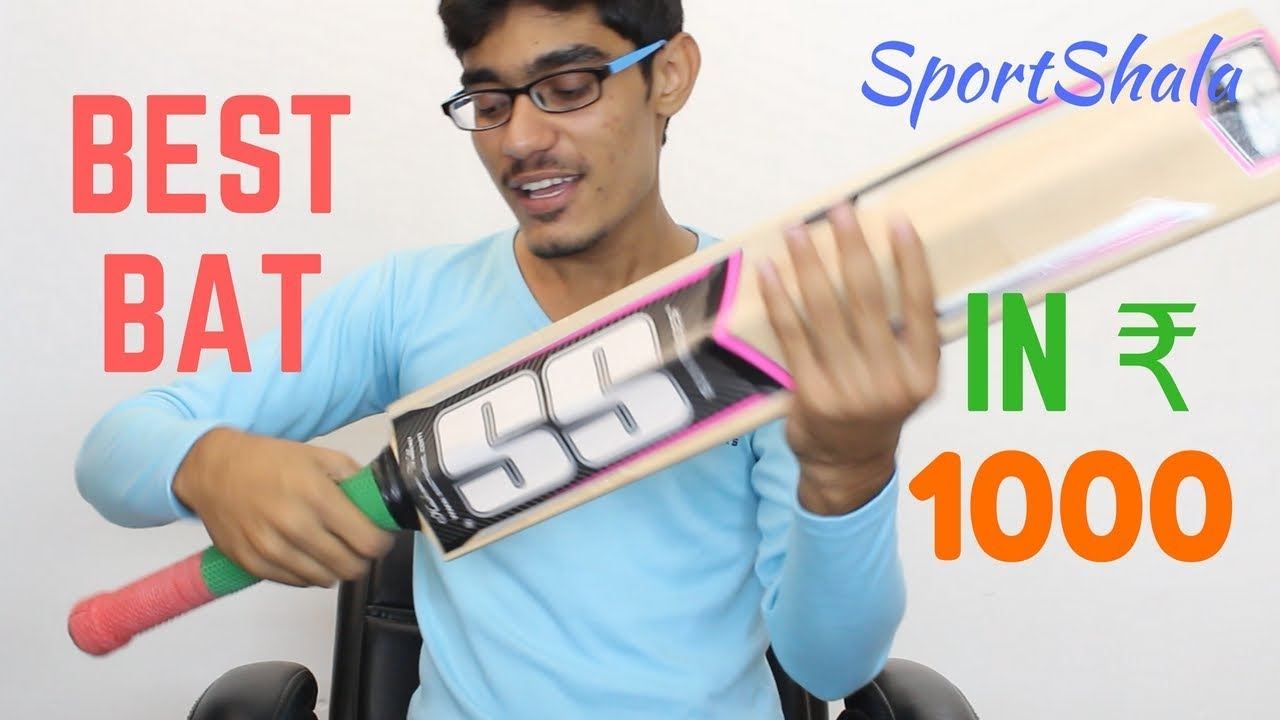 Ss Josh Cricket Bat Unboxing Best In Budget Sportshala Hindi