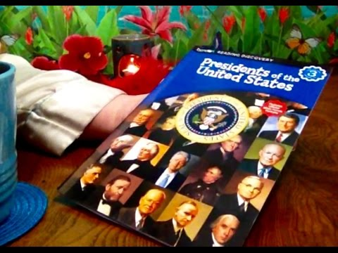 30 Minutes, Fun Facts Book, Presidents of The United States, Soft Spoken Read, ASMR, Chewing Gum,