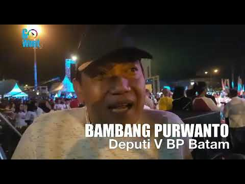 DEPUTI V BP BATAM : BP Batam Car Free Night untuk Masyarakat Batam