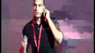 TEDxArabia 2011 Abdulrahman Safar  عبدالرحمن سفر | ذكاء العباقرة